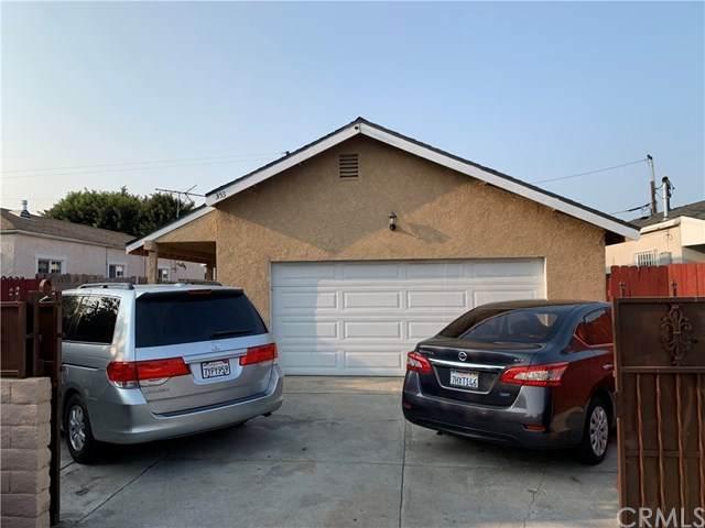 353 W Peach Street, Compton, CA 90222 (#DW20194816) :: Team Tami
