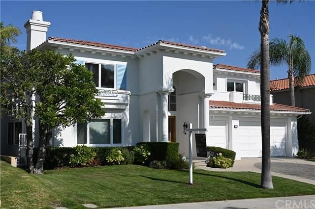 40 Via Porto Grande, Rancho Palos Verdes, CA 90275 (#SB20176725) :: Hart Coastal Group