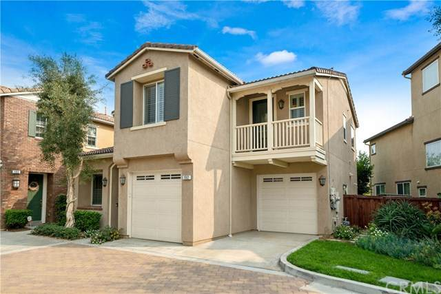 192 W Pebble Creek Lane, Orange, CA 92865 (#OC20195478) :: Hart Coastal Group