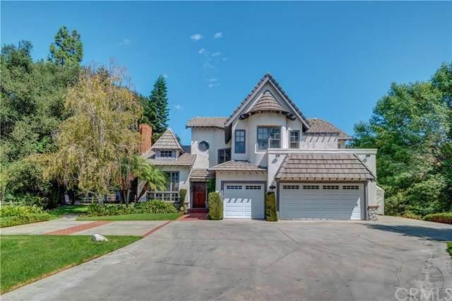 1540 El Travesia Drive, La Habra Heights, CA 90631 (#PW20193730) :: Crudo & Associates