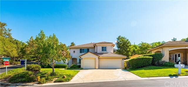 2244 Cannon Gate, Fallbrook, CA 92028 (#SW20195022) :: The Miller Group