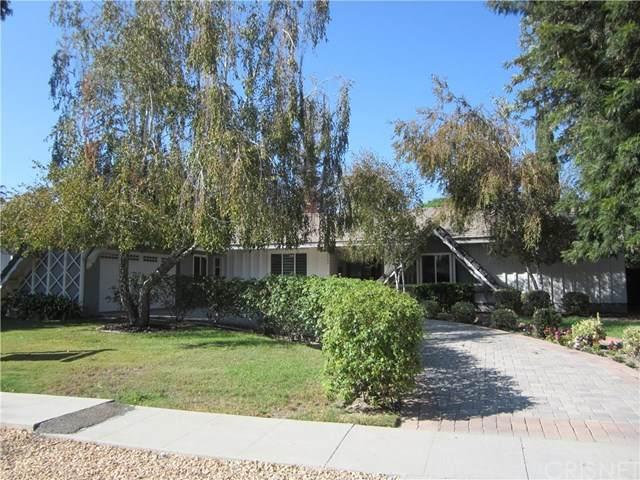 23455 Clarendon Street, Woodland Hills, CA 91367 (#SR20196511) :: Compass