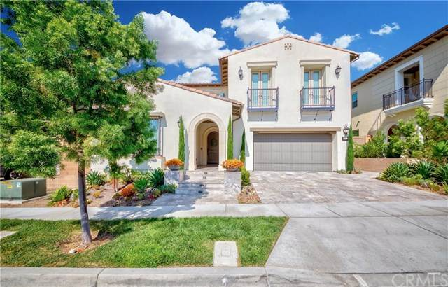 57 Interlude, Irvine, CA 92620 (#PW20196619) :: Arzuman Brothers