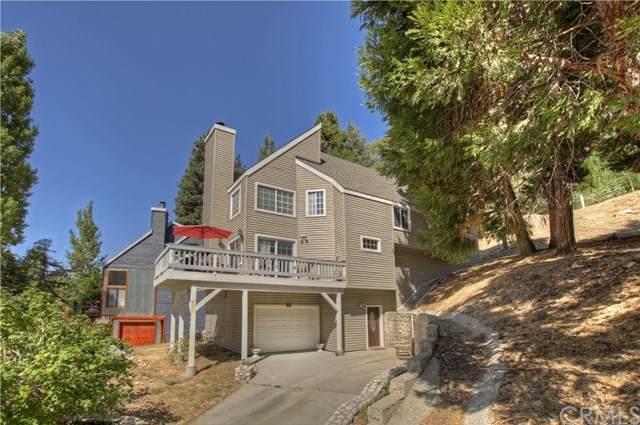 609 Karenken Pines Drive, Lake Arrowhead, CA 92391 (#EV20197835) :: Go Gabby