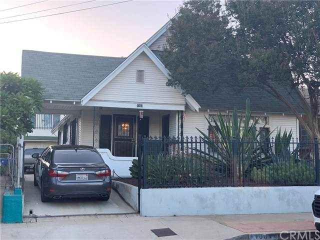 1003 Calzona Street, Los Angeles (City), CA 90023 (#IV20197968) :: The Laffins Real Estate Team