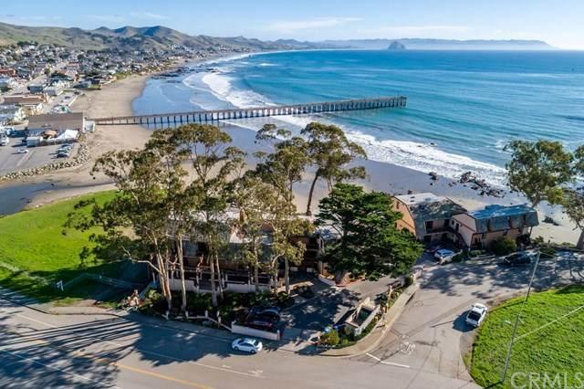 349 N Ocean Avenue A7, Cayucos, CA 93430 (#SC20198295) :: Steele Canyon Realty