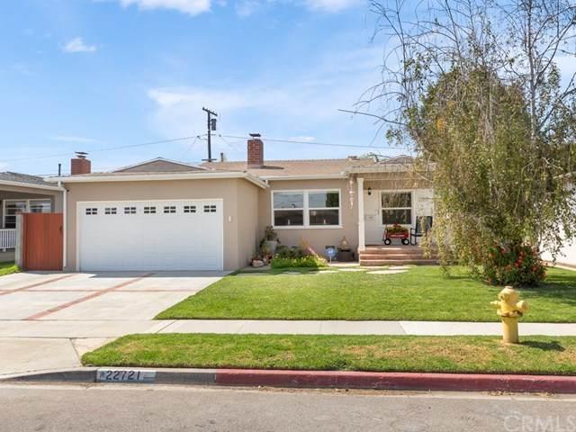 22721 Marjorie Avenue, Torrance, CA 90505 (#SB20192421) :: The Najar Group