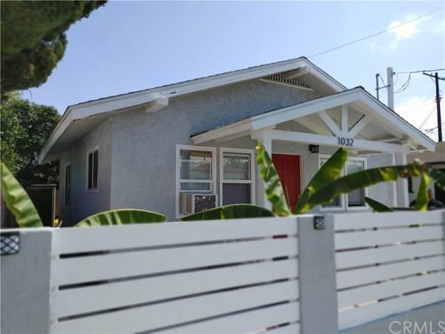 1032 S Mesa Street, San Pedro, CA 90731 (#EV20198909) :: The Laffins Real Estate Team