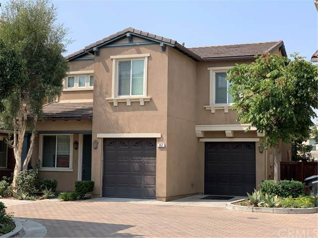 357 Pebble Creek, Orange, CA 92865 (#PW20199227) :: Hart Coastal Group