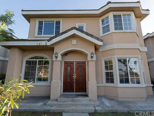 345 Peach Street D, Monterey Park, CA 91755 (#TR20200641) :: Wendy Rich-Soto and Associates