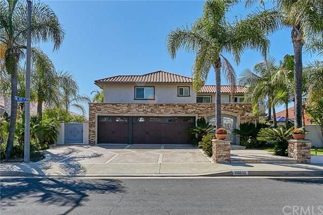 28835 Doverridge Drive, Rancho Palos Verdes, CA 90275 (#SB20193149) :: The Najar Group