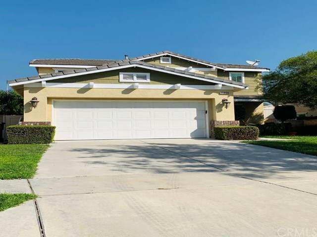 11860 Brandywine Place, Rancho Cucamonga, CA 91730 (MLS #TR20196475) :: Desert Area Homes For Sale
