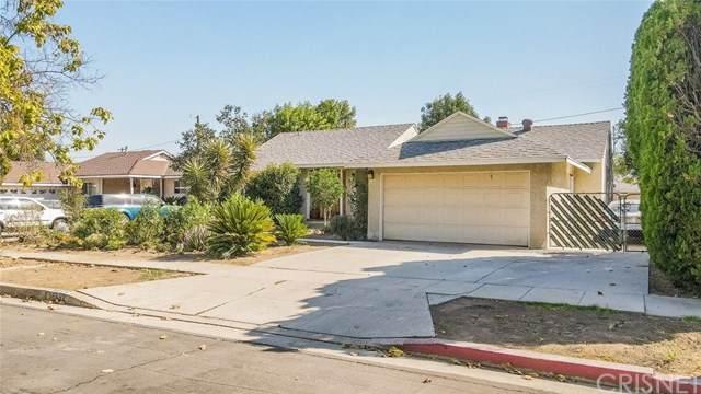 16652 Jersey Street, Granada Hills, CA 91344 (#SR20203340) :: Hart Coastal Group