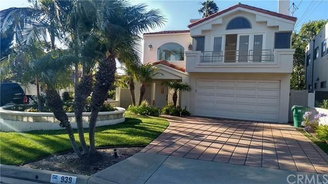 939 1st Street, Manhattan Beach, CA 90266 (#IN20208835) :: eXp Realty of California Inc.