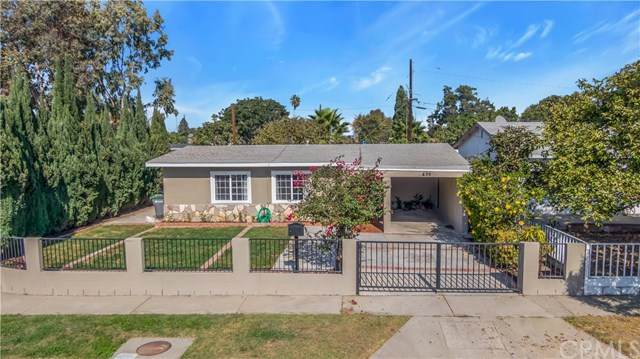 439 W 233rd Street, Carson, CA 90745 (#SB20210583) :: The Costantino Group | Cal American Homes and Realty