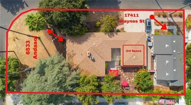 6533 Andasol Avenue, Lake Balboa, CA 91406 (#SR20210316) :: The Miller Group