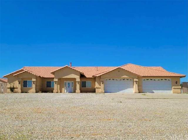 6976 Coyote, Oak Hills, CA 92344 (#TR20212709) :: Blake Cory Home Selling Team