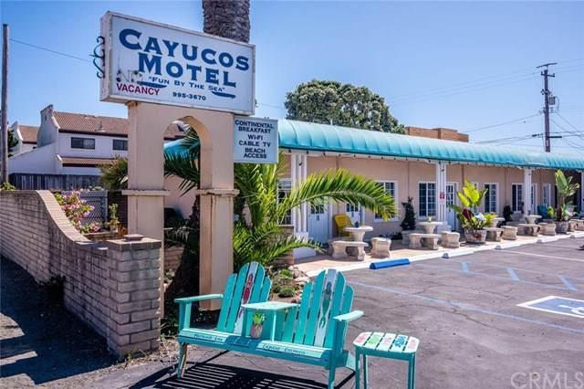 20 S Ocean Avenue, Cayucos, CA 93430 (#SC20213151) :: Crudo & Associates