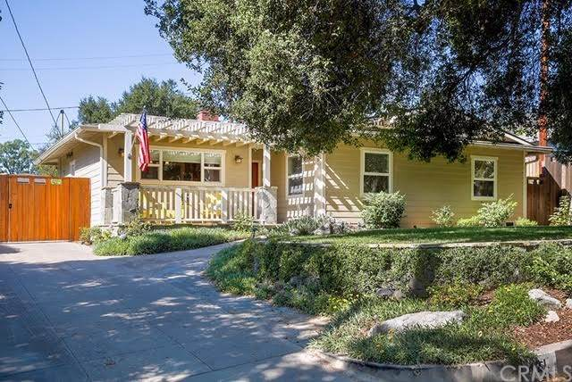 421 Grove Street, Sierra Madre, CA 91024 (#AR20213053) :: The Parsons Team