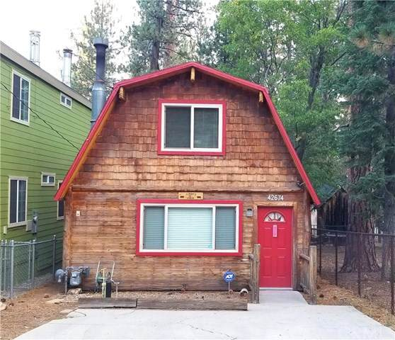 42674 Cedar Avenue, Big Bear, CA 92315 (#TR20213924) :: RE/MAX Empire Properties