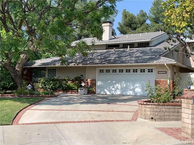 11109 Baton Rouge Avenue, Porter Ranch, CA 91326 (#SR20213959) :: Go Gabby