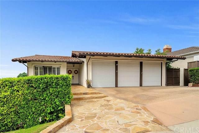 1633 Via Zurita, Palos Verdes Estates, CA 90274 (#PV20214225) :: Millman Team