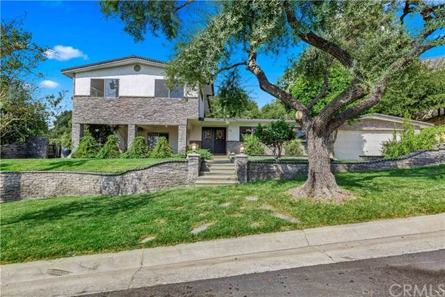 311 Spinks Canyon Road, Bradbury, CA 91008 (#CV20215872) :: Veronica Encinas Team