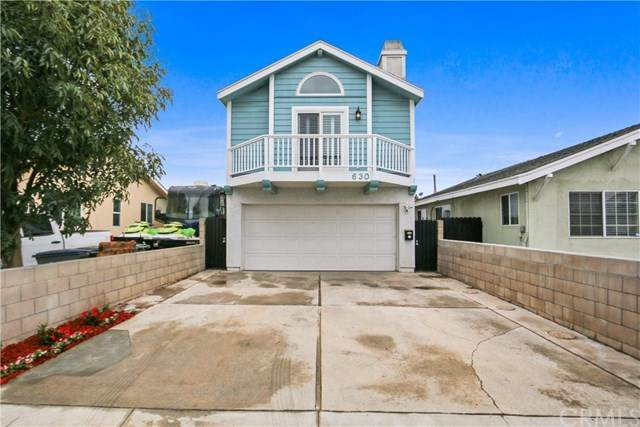 630 E Pacific Street, Carson, CA 90745 (#OC20216107) :: The Parsons Team