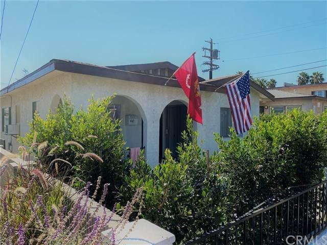 467 W 21st Street, San Pedro, CA 90731 (#PW20216219) :: eXp Realty of California Inc.