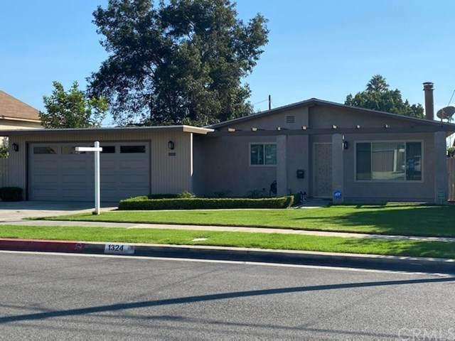 1324 W 139th Street, Gardena, CA 90247 (#SB20217553) :: Arzuman Brothers