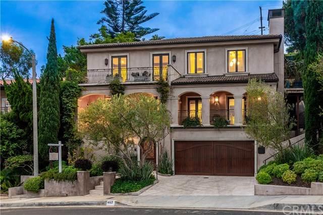 460 Via El Chico, Redondo Beach, CA 90277 (#PV20210051) :: The Miller Group