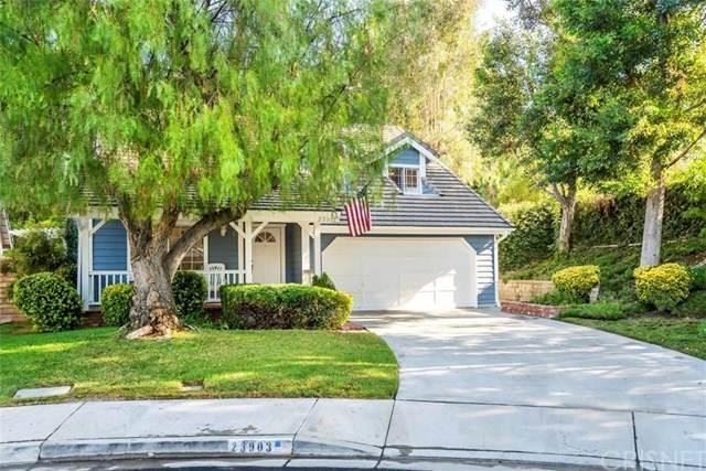 23903 Whitfield Place, Valencia, CA 91354 (#SR20217924) :: The Veléz Team