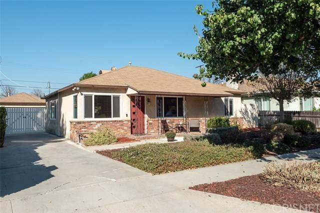 17545 Lorne Street, Northridge, CA 91325 (#SR20219042) :: The Miller Group
