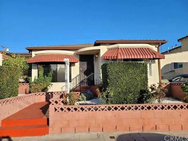 1324 S Palos Verdes Street, San Pedro, CA 90731 (#SB20217284) :: Team Forss Realty Group