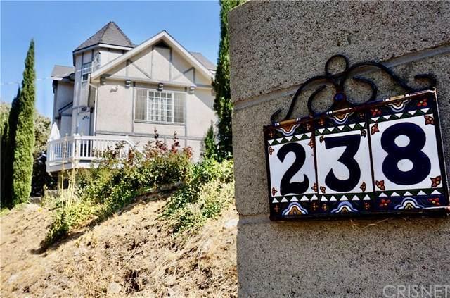 238 Pine Canyon Dr Road, Frazier Park, CA 93225 (#SR20219426) :: Bathurst Coastal Properties