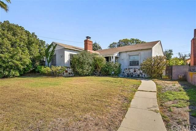212 W 64th Street, Inglewood, CA 90302 (#PW20220794) :: Mainstreet Realtors®