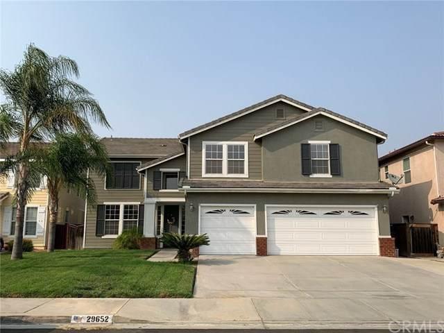 29652 Baker Lane, Murrieta, CA 92563 (#PW20220389) :: Bathurst Coastal Properties