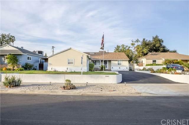 15147 Minnehaha Street, Mission Hills (San Fernando), CA 91345 (#SR20217655) :: The Miller Group
