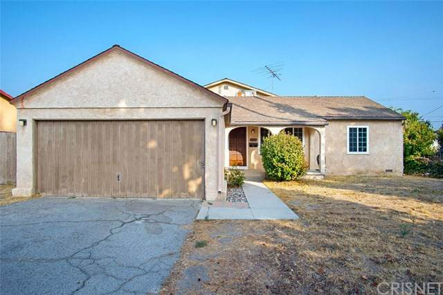6710 Alcove Avenue, North Hollywood, CA 91606 (#SR20222103) :: The Parsons Team