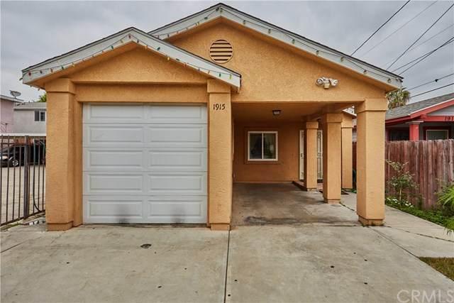 1915 E 126th Street, Compton, CA 90222 (#DW20215690) :: RE/MAX Masters