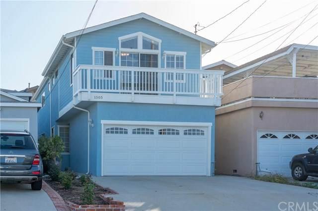 1505 Ford Avenue, Redondo Beach, CA 90278 (#SB20221423) :: The Parsons Team