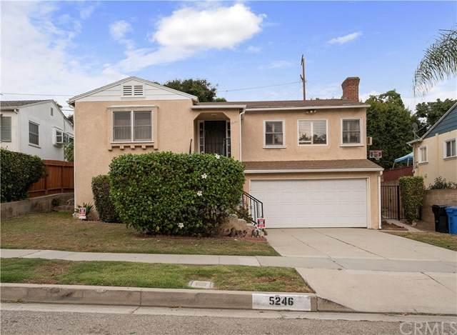 5246 Inadale Avenue, Windsor Hills, CA 90043 (#RS20223209) :: Crudo & Associates