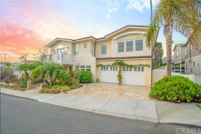1111 8th Street, Hermosa Beach, CA 90254 (#SB20223282) :: Re/Max Top Producers