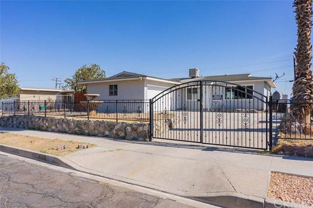 731 Patricia Avenue, Barstow, CA 92311 (#OC20223719) :: Arzuman Brothers
