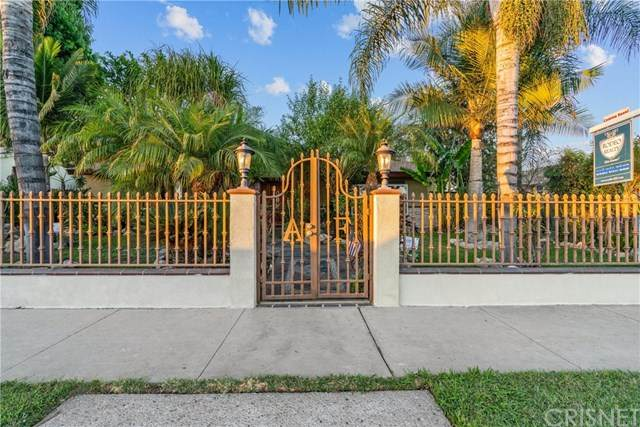16437 Parthenia Street, North Hills, CA 91343 (#SR20224599) :: American Real Estate List & Sell