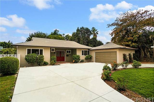 15942 Vose Street, Lake Balboa, CA 91406 (#SR20224726) :: The Parsons Team