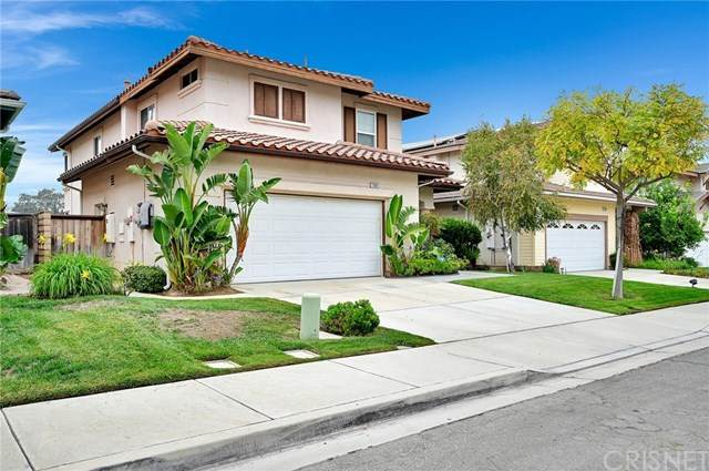 1541 River Wood Court, Simi Valley, CA 93063 (#SR20225223) :: Team Foote at Compass
