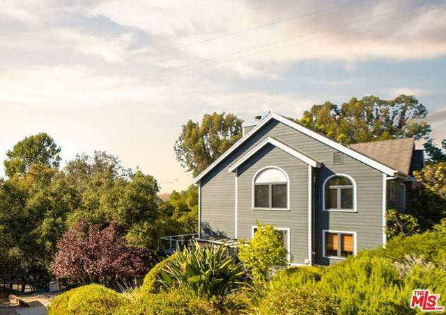 21165 Entrada Road, Topanga, CA 90290 (#20651366) :: Massa & Associates Real Estate Group | Compass