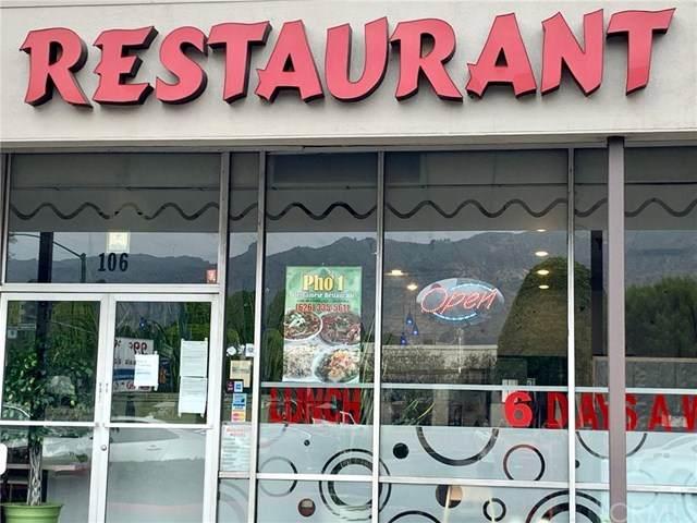 106 W Foothill Blvd, Glendora, CA 91741 (#PW20224632) :: RE/MAX Masters