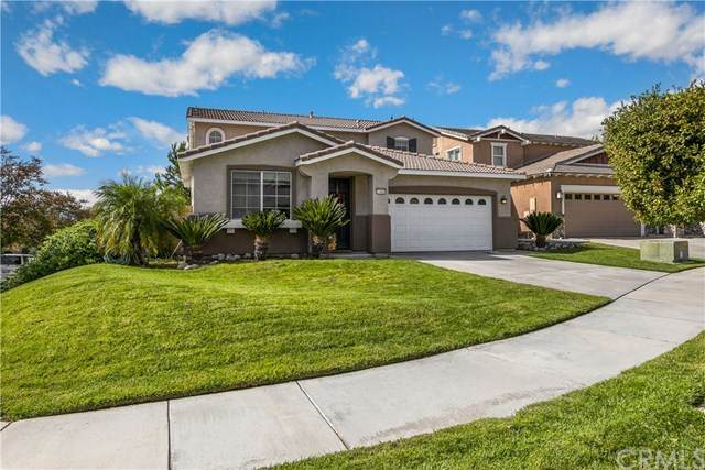 11668 Minckler Circle, Yucaipa, CA 92399 (#IV20222638) :: American Real Estate List & Sell